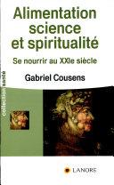 Alimentation, science et spiritualité