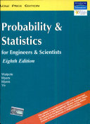 Probability   Statistics for Engineers   Scientists Book
