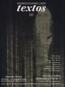 Textos (8). Documentos de historia y teoría. Escritos sobre Historia y Teoría 1. Ciudad, arte, arquitectura
