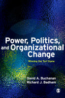 Power  Politics  and Organizational Change