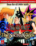 Yu Gi Oh  the Sacred Cards Book