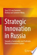 Strategic Innovation in Russia
