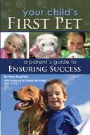 Your Child's First Pet Pdf/ePub eBook