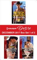 Harlequin Desire December 2017   Box Set 1 of 2