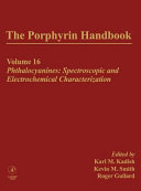 The Porphyrin Handbook