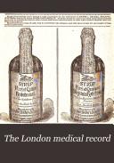 Pdf The London Medical Record