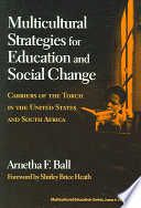 Multicultural Strategies for Education and Social Change