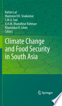 Climate Change and Food Security in South Asia Book