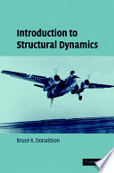 Introduction To Structural Dynamics Book PDF