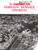American foreign service journal