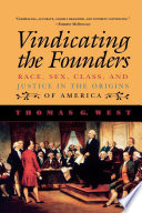 Vindicating the Founders