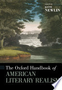 The Oxford Handbook Of American Literary Realism