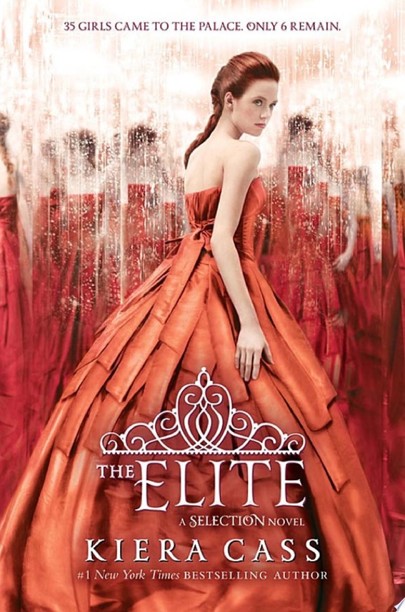 The Elite banner backdrop