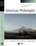 The Blackwell Guide to American Philosophy [Pdf/ePub] eBook