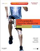 DeLee   Drez s Orthopaedic Sports Medicine