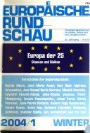 Europäische Rundschau