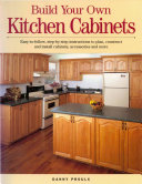 Build Your Own Kitchen Cabinets Pdf/ePub eBook