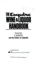 Esquire Wine and Liquor Handbook