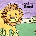 Peek a zoo  Book PDF