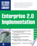 ENTERPRISE 2 0 IMPLEMENTATION