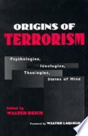 Origins Of Terrorism