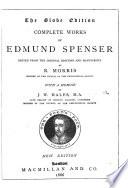 The Globe Edition Complete Works Of Edmund Spenser