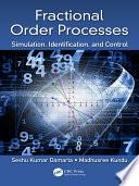 Fractional Order Processes
