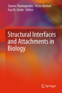 Structural Interfaces and Attachments in Biology ebook