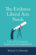 The Evidence Liberal Arts Needs