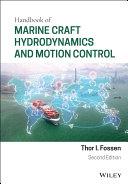 Handbook of Marine Craft Hydrodynamics and Motion Control [Pdf/ePub] eBook