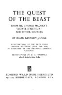 The Quest of the Beast from Sir Thomas Malory's Morte ...