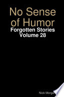 No Sense of Humor