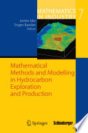 Mathematical Methods and Modelling in Hydrocarbon Exploration and Production Book