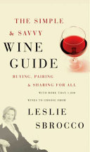 The Simple & Savvy Wine Guide [Pdf/ePub] eBook