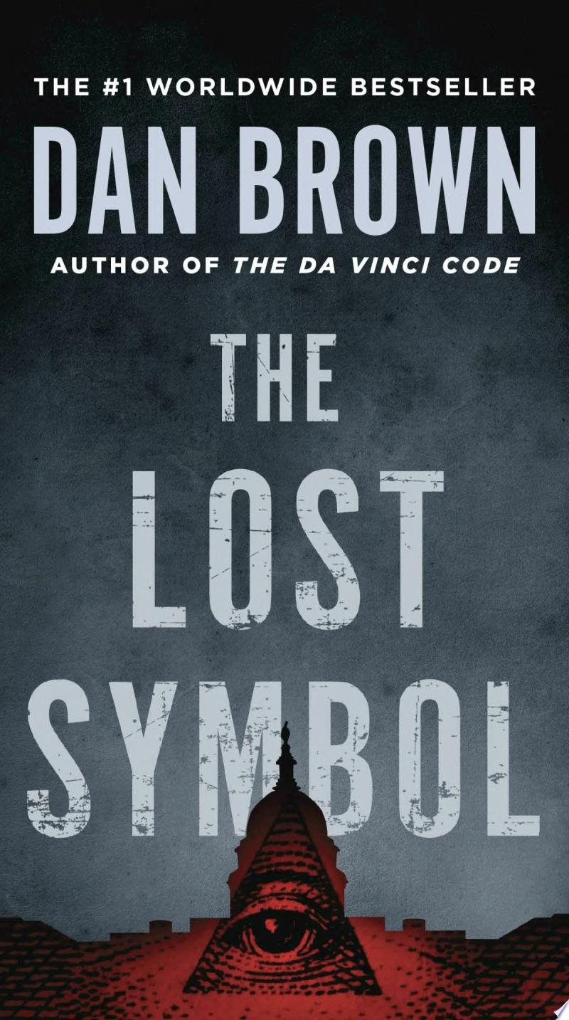 The Lost Symbol banner backdrop