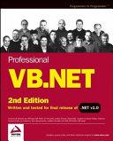 Professional VB NET