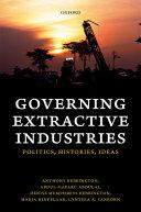 Governing Extractive Industries [Pdf/ePub] eBook