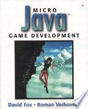 Micro Java Game Development Book