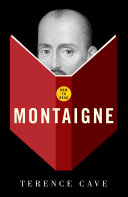 How To Read Montaigne Book