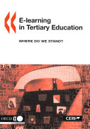 E learning in Tertiary Education