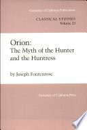 Orion Book
