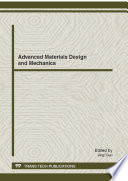 Advanced Materials Design and Mechanics