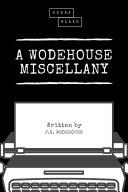 A Wodehouse Miscellany Pdf/ePub eBook