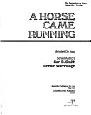 Catch the Wind  A horse came running Book PDF