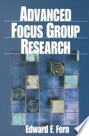 Advanced Focus Group Research Book PDF