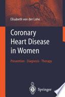 Coronary Heart Disease in Women