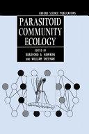 Parasitoid Community Ecology