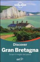 Guida Turistica Discover Gran Bretagna. Scopri il meglio del paese Immagine Copertina
