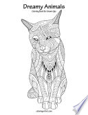 Dreamy Animals Coloring Book for Grown Ups 1