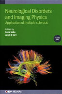 Neurological Disorders Imaging Physics